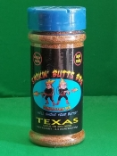Texas Rub 5.5 oz.